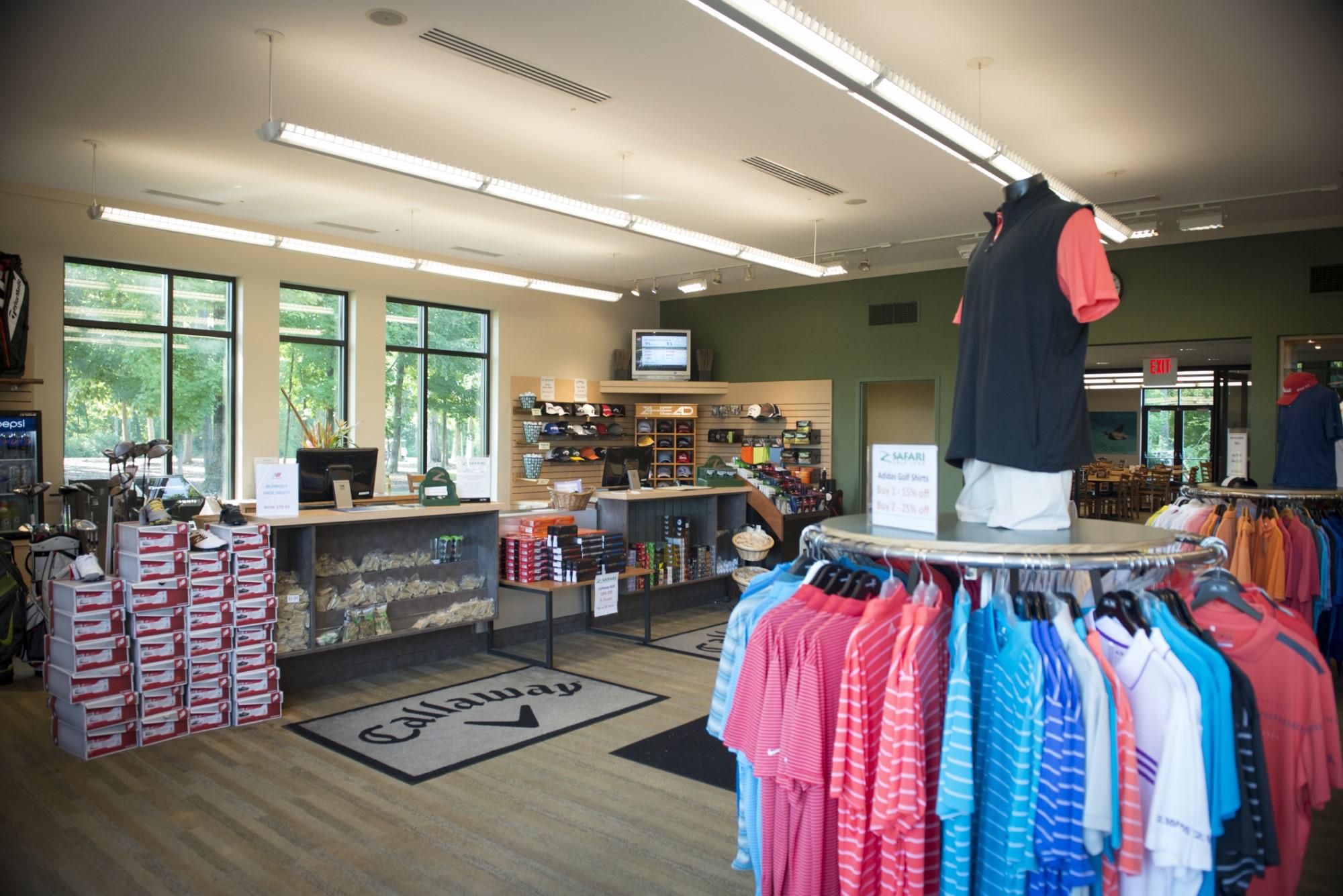 Safari Golf Shop 0661 - Grahm S. Jones, Columbus Zoo and Aquarium