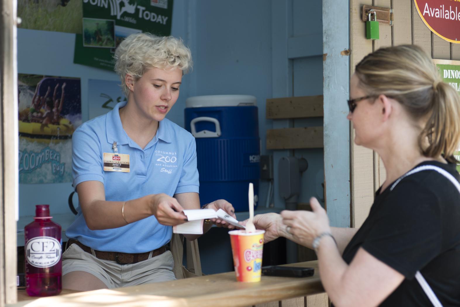 3541 - Amanda Carberry, Columbus Zoo and Aquarium