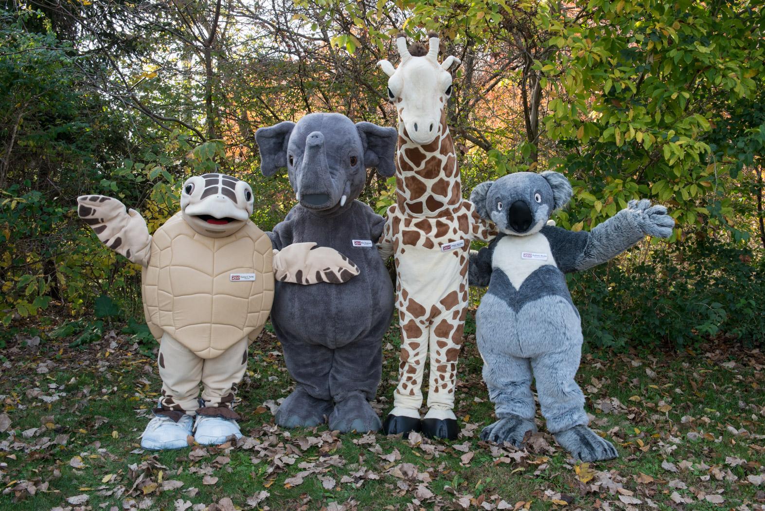 Zoo Characters 7261 - Grahm S. Jones, Columbus Zoo and Aquarium