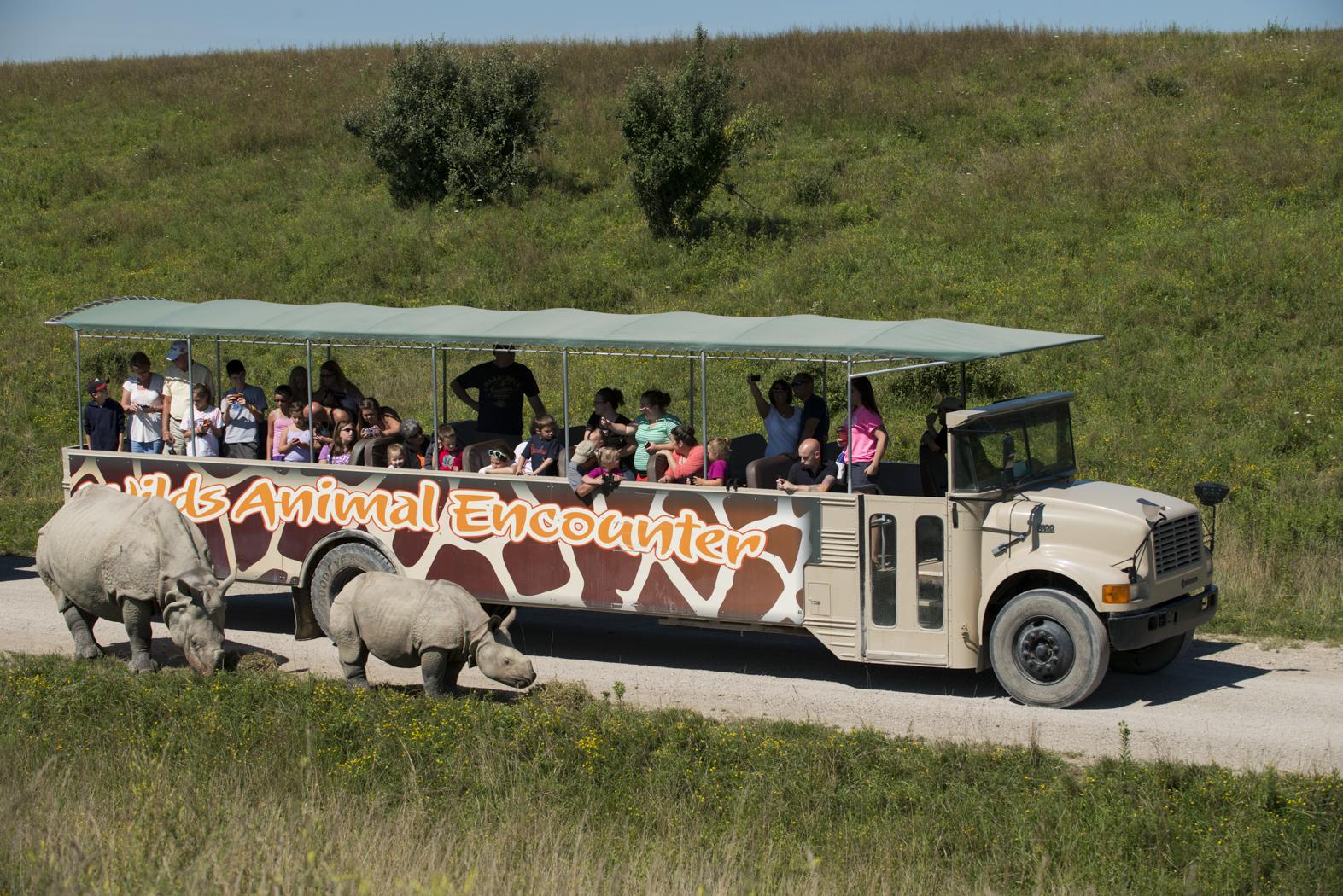 _Open Air Safari Tour 7048 - Grahm S. Jones, Columbus Zoo and Aquarium